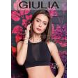 Giulia Top Net Model 1 женский топ с сетчатыми вставками