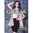 Giulia Tracks Snake женские треки с анималистическим принтом