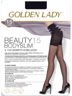 Golden Lady Beauty Bodyslim 15 Den