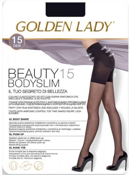 Golden Lady Beauty Bodyslim 15 Den моделирующие тончайшие колготки