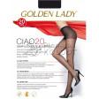 Golden Lady Ciao 20 Den тонкие классические колготки с шортами
