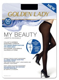 Golden Lady My Beauty 50 Den