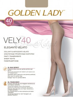 Golden Lady Vely 40 Den