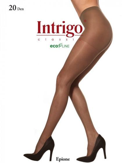 Intrigo Epione 20 Den классические колготки с шортами