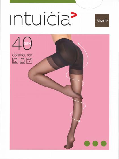 Intuicia Control Top 40 Den моделирующие колготки средней плотности