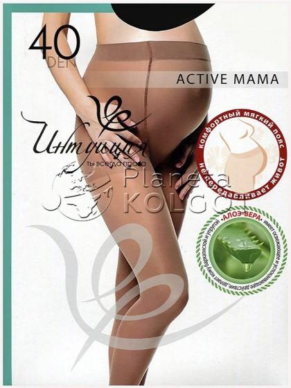 Интуиция Active Mama 40 Den колготки для беременных