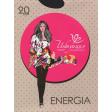 Интуиция Sense Energia 20 Den классические колготки с шортами