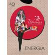 Интуиция Sense Energia 40 Den классические колготки с шортами