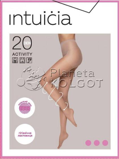 Intuicia Activity 20 Den колготки с поддерживающими шортиками