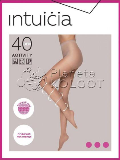 Intuicia Activity 40 Den колготки с поддерживающими шортиками