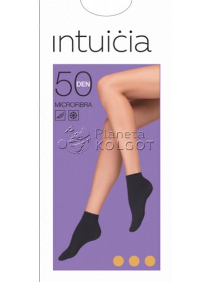 Intuicia Microfibra 50 Den плотные носки из микрофибры
