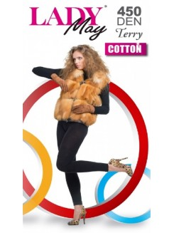 Lady May Terry 450 Den Leggins