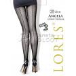 Lores Angela женские колготки с фантазийным узором