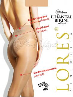 Lores Chantal Bikini 20 Den