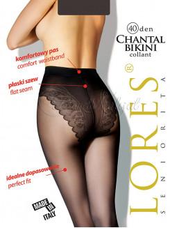 Lores Chantal Bikini 40 Den
