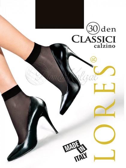 Lores Classici Calzino женские классические капроновые носочки
