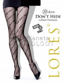 Lores Don't Hide
