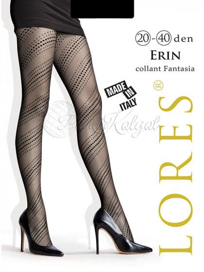 Lores Erin 20-40 Den женские колготки с фантазийным узором