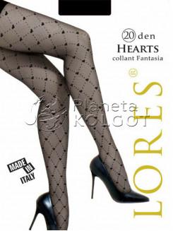 Lores Hearts 20 Den