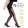 Lores Leopardo женские фантазийные колготки с принтом