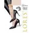 Lores Dot Calzino женские капроновые колготки с узором