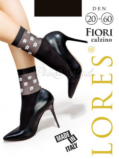 Lores Fiori Calzino