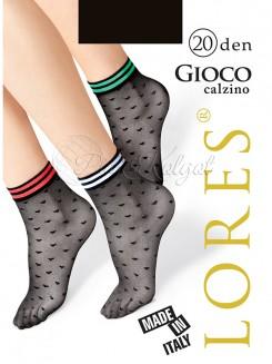 Lores Gioco Calzino