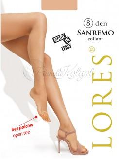 Lores Sanremo 8 Den Collant