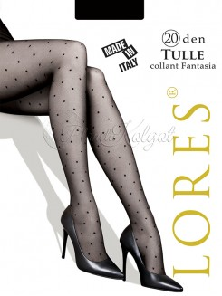 Lores Tulle 20 Den