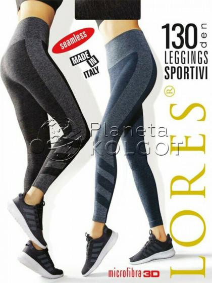 Lores Leggings Sportivi 130 Den жіночі безшовні легінси для спорту