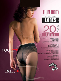 Lores Thin Body 20 Den