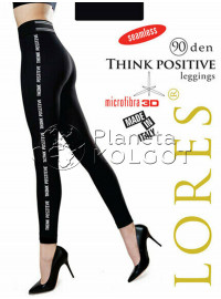Lores Think Positive Leggings 90 Den