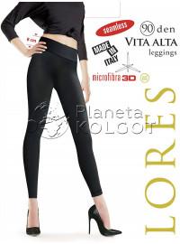 Lores Vita Alta Leggings 90 Den
