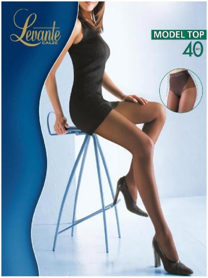 Levante Model Top 40 Den корректирующие колготки с трусиками