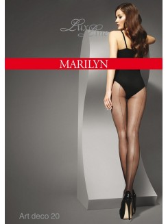 Marilyn Art Deco 20 Den