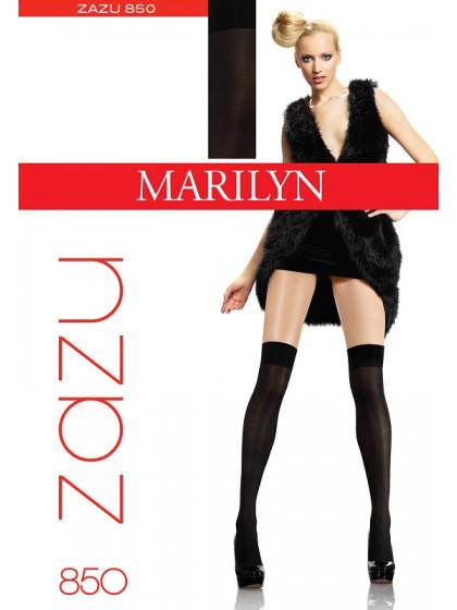 Marilyn Zazu Model 850 женские ботфорты универсального размера из микрофибры
