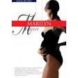 Marilyn Mama 20 Den женские тонкие колготки для беременных на завышенной талии