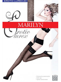 Marilyn Erotic Lurex 20 Den
