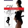 Marilyn Mama Leggins 100 Den женские облегающие лосины (леггинсы) для беременных из микрофибры