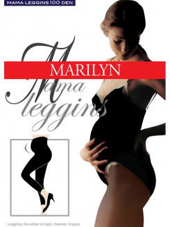 Marilyn Mama Leggins 100 Den