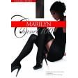 Marilyn Chanel (Chance) 100 Den теплые женские классические чулки из микрофибры