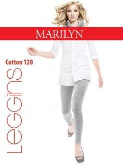 Marilyn Cotton 120 Den Leggins