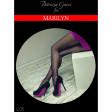 Marilyn Gucci G05 фантазийные колготки со швом сзади