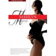 Marilyn Mama 40 Den классические женские колготки для беременных на завышенной талии