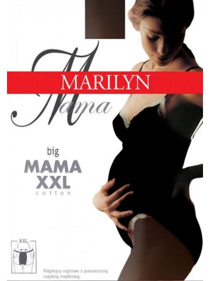 Marilyn Big Mama 120 Den классические женские теплые колготки для беременных