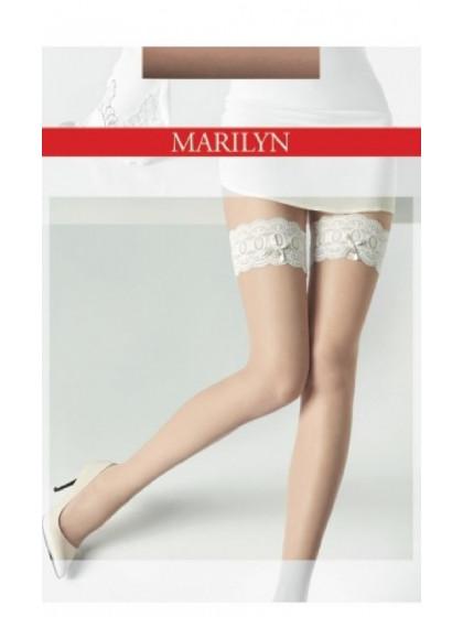 Marilyn Coco I16 классические чулки для женщин прекрасно подходящие для свадеб