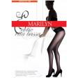 Marilyn Erotic 30 Den Vita Bassa XL женские колготки на низкой талии большого размера