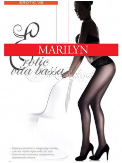 Marilyn Erotic 30 Den Vita Bassa XL