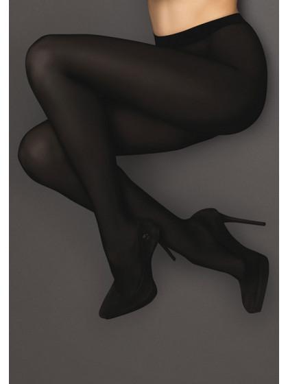 Marilyn Touch 40 Den женские капроновые классические колготки средней плотности без рисунка