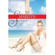 Marilyn Summer 8 Den ABS тончайшие женские классические чулки с антискользящей стопой